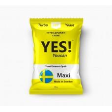 Спиртовые турбо дрожжи Yes YouCan Maxi, 360 гр.