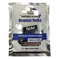 """Спиртовые дрожжи Bragman """"Vodka"""", 66гр."""