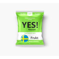 Спиртовые турбо дрожжи YES! YouCan Frukt, 45 гр.