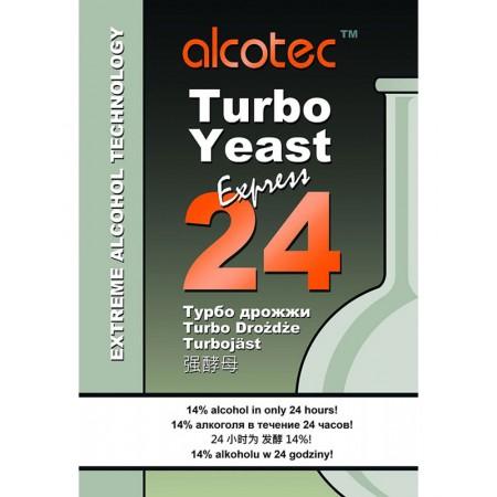 ALCOTEC 24 YEAST
