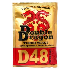 Турбо-дрожжи DoubleDragon D48