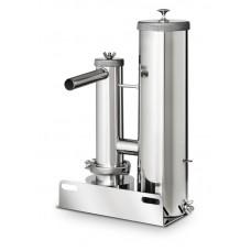 Дымогенератор с фильтром (низкий)
