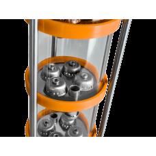 Тарельчатая колонна D90 под кламп 2 дюйма