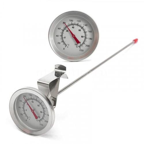 термометр длинный