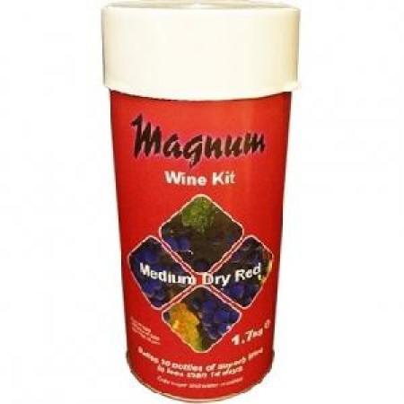 Винный экстракт Magnum Dry Red 1.7 кг