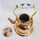 Чайники Медные