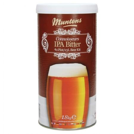 """Солодовый экстракт Muntons """"IPA Bitter"""", 1,8 кг."""