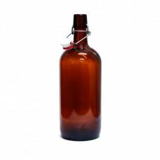 Бутылка c бугелем , 1л.