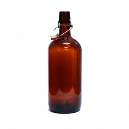Бутылка c бугелем , 1 л