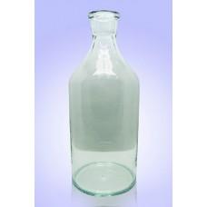 Бутыль 5л. без декора  (прозрачная)