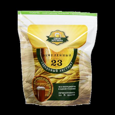 Солодовый концентрат Своя Кружка Пшеничное, 2,1 кг