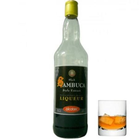 Alcotec Black Sambuca Liquer