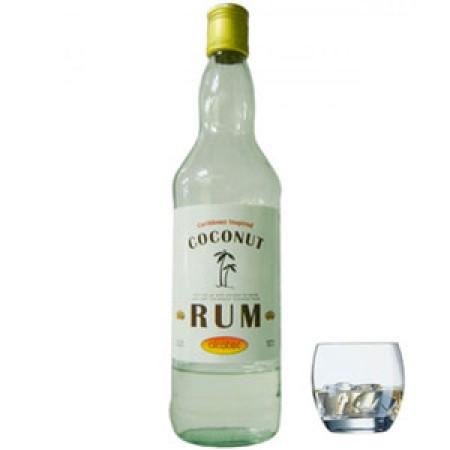 Alcotec Coconut Liqueur Extract Rum